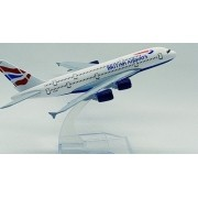 - Avião British Airways Jato Miniatura