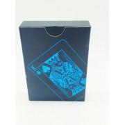 - Baralho Preto Luxo Plastico Poker Truco