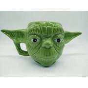 - Caneca Ceramica Mestre Ioda Star Wars