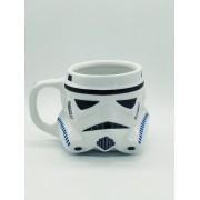 - Caneca Ceramica Stormtrooper Star Wars Soldado