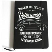 - Cederneta Caderno Volkswagen Bloco Notas Notebook Pautado