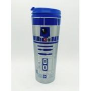 - Copo Térmico R2d2 Star Wars Caneca 450ml Zona Criativa Robo