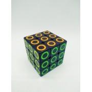 Cubo Mágico 3x3x3 Magic Cube Profissional Interativo 902
