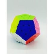 - Cubo Mágico Poliédrico Magic Cube Profissional Interativo