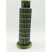 - Enfeite Miniatura Torre De Pisa Decoração Metal