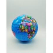 - Globo Terrestre Mapa Mundi Giratório Led Planisferio Escolar