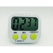 - Timer Cronometro Digital Progressivo Regressivo Branco Vd