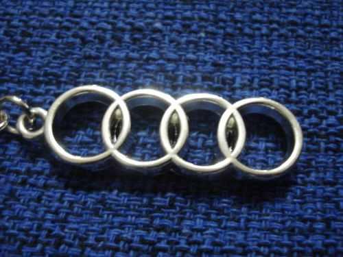 Chaveiro Audi Marca Automotivo Carro Esportivo Mod 2  - Presente Presente