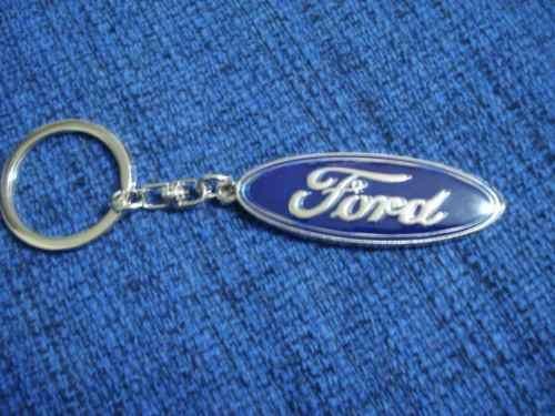 Chaveiro Ford Marca Automotivo Carro Esportivo Mod 2  - Presente Presente
