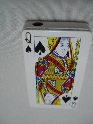 Conjunto 3 Isqueiros Macarico Baralho Rei Dama Valete Espada  - Presente Presente