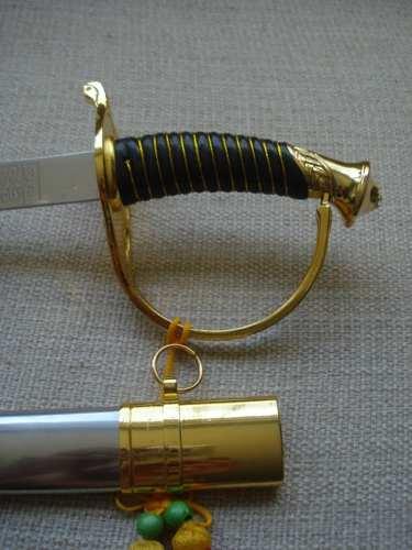 Espada Militar Marinha Americana Eua Exército Coleção  - Presente Presente