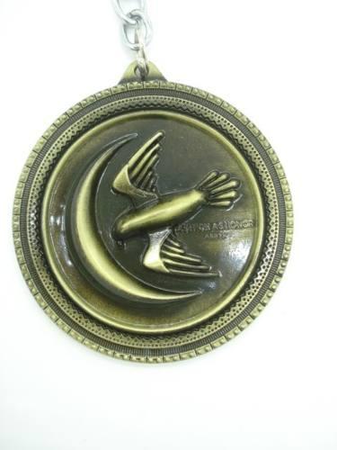 Chaveiro Game Of Thrones Brasão Casa Arryn  - Presente Presente