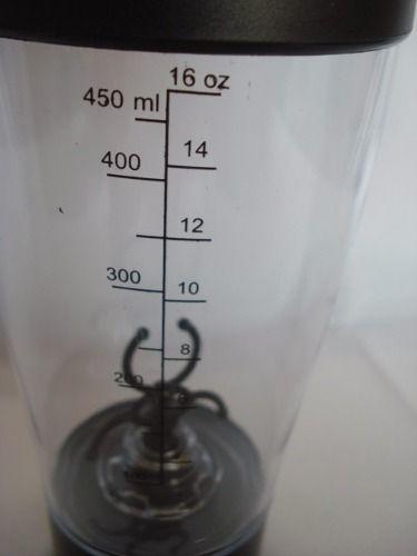 Caneca Magica Mixer 450ml A Pilhas 2 X Aaa  - Presente Presente