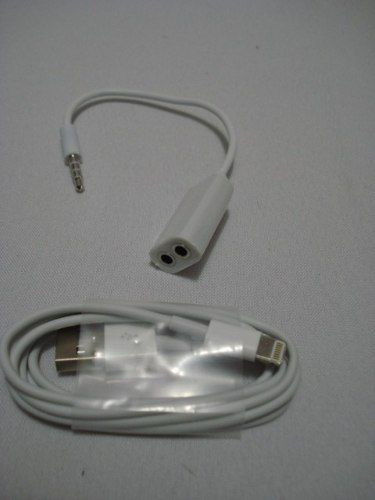 Kit 5 Em 1 Acessórios P/ Iphone 5  - Presente Presente