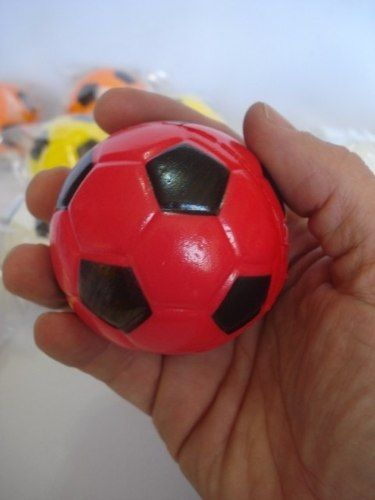 Bola Anti Stress Bolinha Futebol Relaxante  - Presente Presente