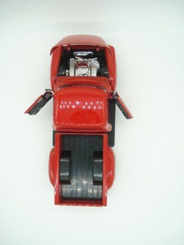 Carrinho Metal Caminhonete Ford F100 1956 Pickup 1/24  - Presente Presente