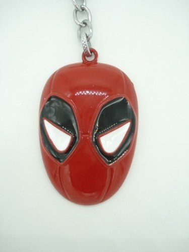 Chaveiro Deadpool Vingadores Em Metal  - Presente Presente