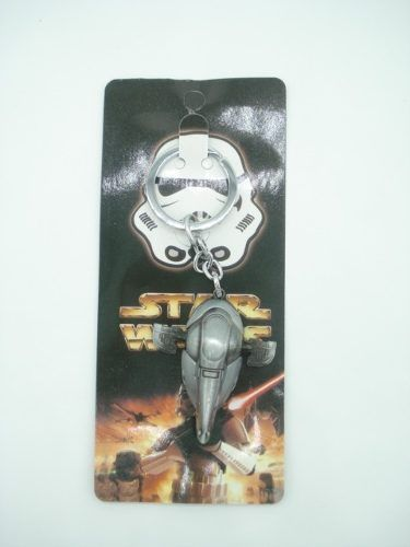 Chaveiro Star Wars Nave Slave 1 Imperial Metal  - Presente Presente