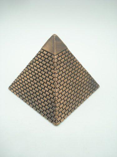 Apontador Piramide Deserto Faraó Retro Coleção Egito  - Presente Presente
