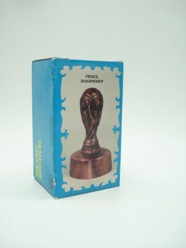 Apontador Taça Copa Do Mundo Retro Coleção Futebol  - Presente Presente