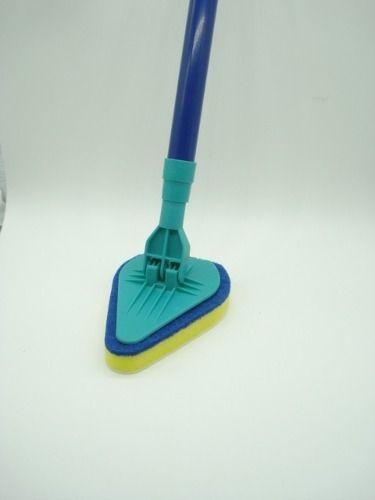 Vassoura Mágica Clean Reach Triângular + 2 Esponjas  - Presente Presente