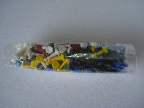 Conjunto Peão Jogo Pinos Ludo 160 Und + 80 Dados 10mm  - Presente Presente
