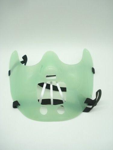 Mascara Silencio Dos Inocentes Hanibal Haloween Verde  - Presente Presente