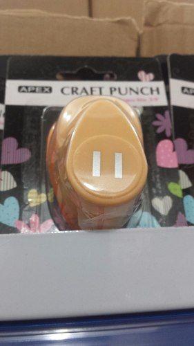 Furador Scrapbook Barra Corte 1,5cm Festa Cratf Punch  - Presente Presente