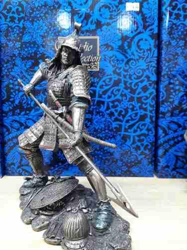 Samurai Japonês Campo De Batalha By Veronese Design  - Presente Presente