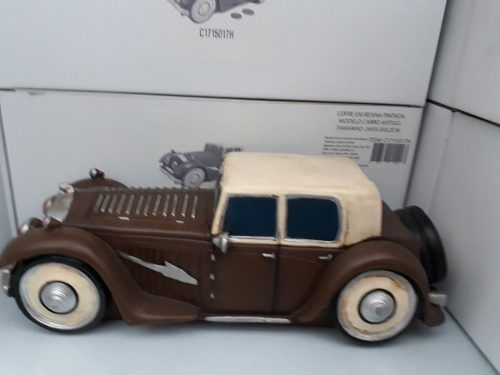 Cofre Resina Carro Calhambeque Vintage Retro  - Presente Presente