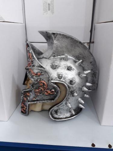 Cofre Cranio Caveira Guerreira Soldado Espartano  - Presente Presente