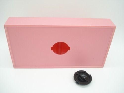 Cofre Barra De Chocolate Morango  - Presente Presente