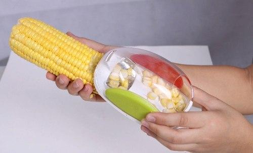 Cortador Descascador De Milho Corn Stripper Cozinha  - PRESENTEPRESENTE