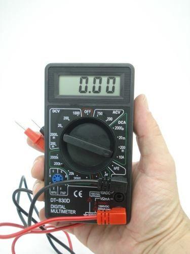 Multimetro Digital DT-830D  - Presente Presente