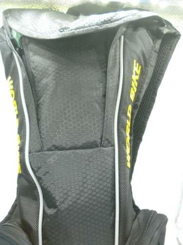 Mochila Hidratação Térmica Bolsa Água 2 Litros World Bike T2  - Presente Presente