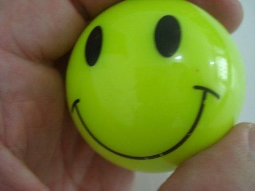 Nariz De Palhaço Smile Face Cara Feliz Com Led 3 Cores  - Presente Presente