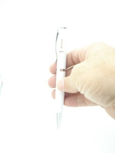 Caneta Luxo Profissão Medicina Presente Brinde Branca  - Presente Presente