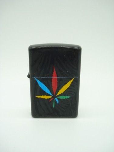Isqueiro Folha Erva Bob Marley Fluido Display Mod3  - Presente Presente