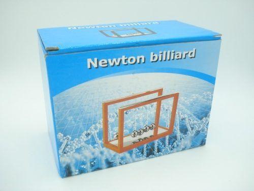Pendulo Newton Roxo Medio Decoração Escritório Jogo De Bolas  - Presente Presente