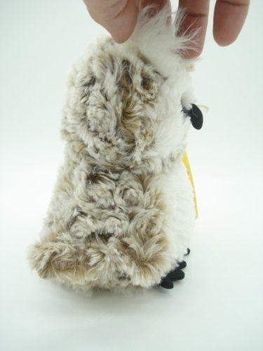 Coruja Pelucia Harry Pequeno Com Ventosa Mod2  - Presente Presente