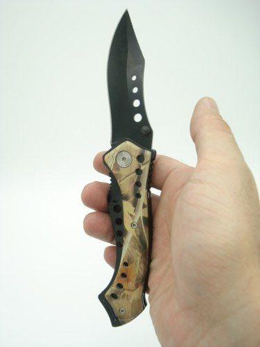 Canivete Faca Multiuso Apex Com Trava E014pf  - Presente Presente