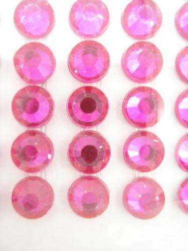 Conjunto Adesivo Destacável Brilho Pink Pq  - Presente Presente