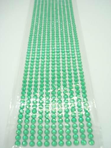 Conjunto Adesivo Destacável Verde Pq  - Presente Presente