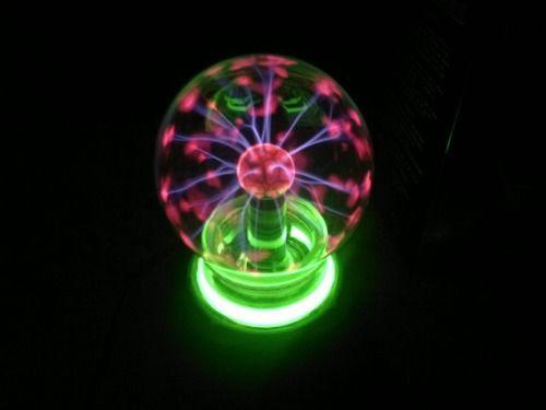 Globo De Plasma Plasma Sphere Bola De Cristal  - Presente Presente