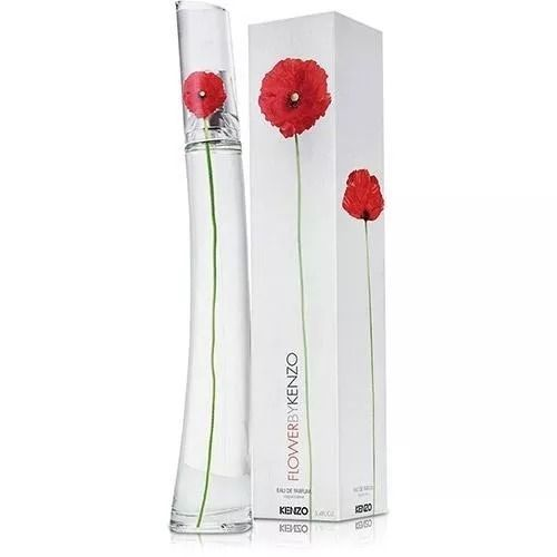Flower By Kenzo Feminino Edp 100 Ml - 100% Original - Presente Presente