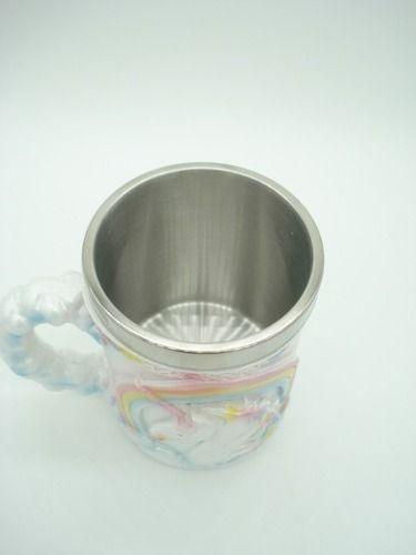 Caneca Unicórnio Aluminio 450ml  - Presente Presente