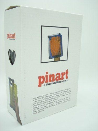 Captador De Imagens Pinart 3d A Claro Escultura Pregos Medio  - Presente Presente