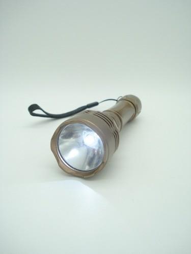 Lanterna Tática 3w Police Flashlight  - Presente Presente