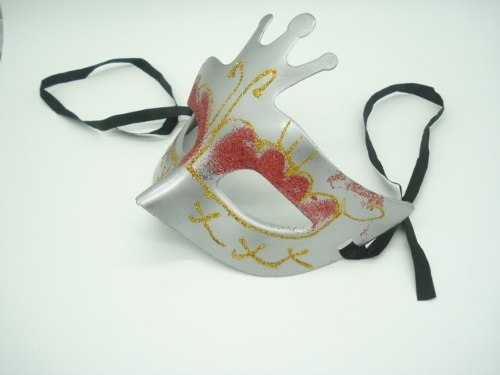 Mascara Carnaval Classica Festas Glitter  - Presente Presente
