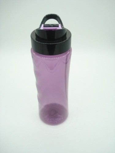 Mini Liquidificador Eletrico Fitness Shake Roxo Jiaxi  - Presente Presente